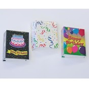 'Happy Birthday' Photo Albums Wholesale Bulk