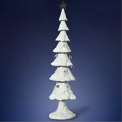 22' White Ceramic Swing Tree Wholesale Bulk