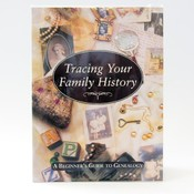 """Tracing Your Family History"" Genealogy Book"
