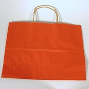 """Tropical Orange"" Fashion Gift Bag"