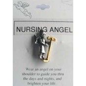 Nursing Angel Pins