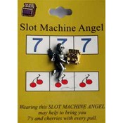 Slot Machine Angel Pins