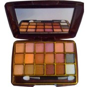 La Femme 18 Color Eyeshadow Set Tray B
