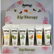 Fragrance Free Natural Pure Lip Therapy Lip Balm