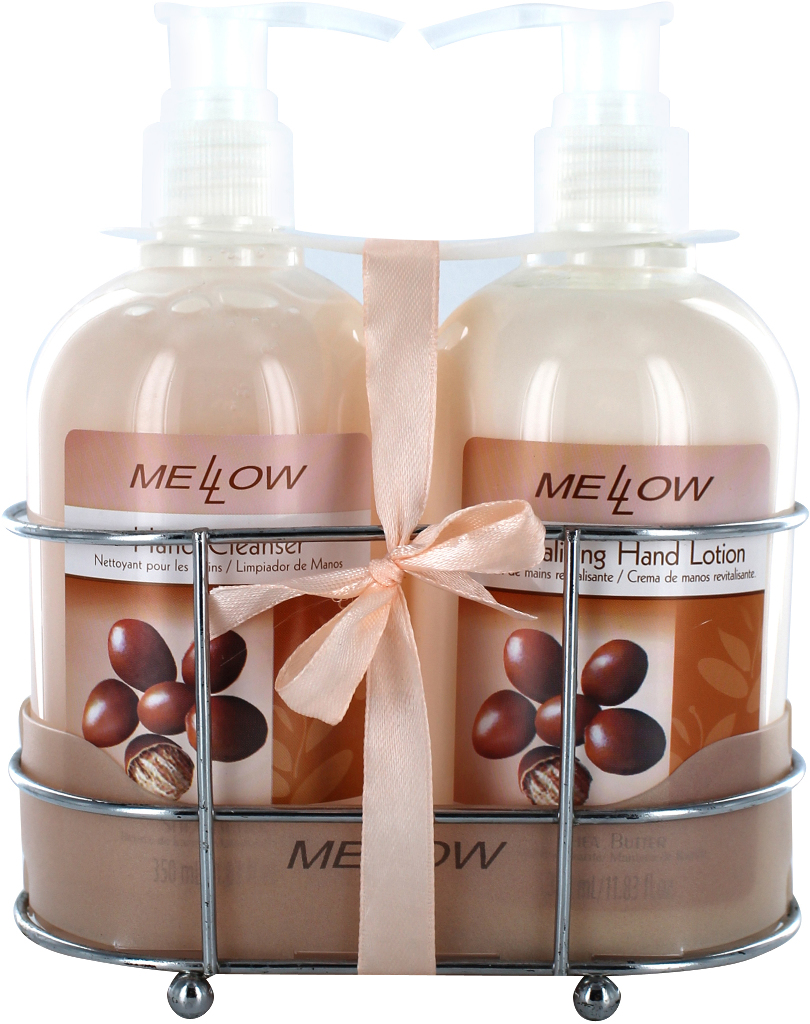 Hand Lotion and Hand SOAP Set - Revitalizing Shea Butter 11.83 oz (2122799)