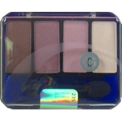 COVER GIRL - PROCTOR Cov Girl Eye Shadow 4 Kit (L) Wholesale Bulk