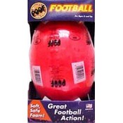 POOF-SLINKY Poof Foam Football Bx Wholesale Bulk