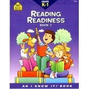 SCHOOL ZONE PUBLISHI Workbook Reading Readiness 2 Wholesale Bulk