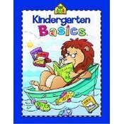 SCHOOL ZONE PUBLISHI Workbook Kindergarten Basics Wholesale Bulk