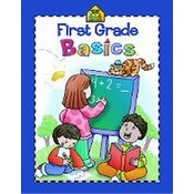 SCHOOL ZONE PUBLISHI Workbook First Grade Basics Wholesale Bulk
