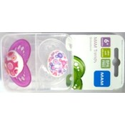 Mam 6Mth+ Trends Sili Pacifier
