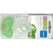 Mam 6Mth+ Night Sili Pacifier