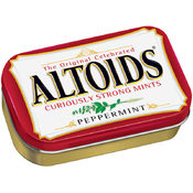 Wrigley Altoids Mints Peppermint Wholesale Bulk
