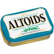 Wrigley Altoids Mints Wintergreen Wholesale Bulk