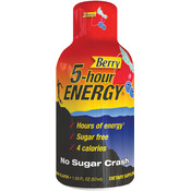5 Hour Energy Berry 2 Oz. 12 Count
