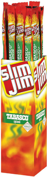 Wholesale Meat Snacks - Wholesale Jerky Snacks - Slim Jim