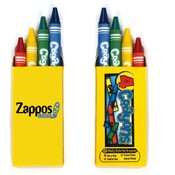 Pack Of 4 Crayons Wholesale Bulk