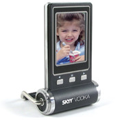 "2.4"" Digital Photo Frame - Black"