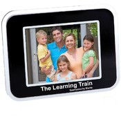 "3.5"" Digital Photo Frame - Black"