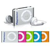1Gb Mini Mp3 Player - Silver