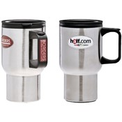 16Oz Stainless Mug W/Dome Wholesale Bulk