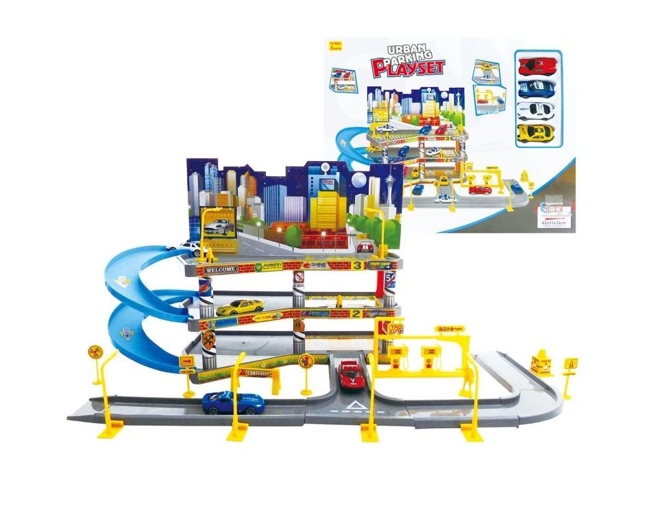 URBAN Parking Play Set (2122980)