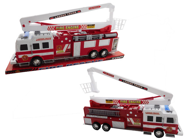 ''Friction Fire Rescue TRUCK 17'''' [2122932]''