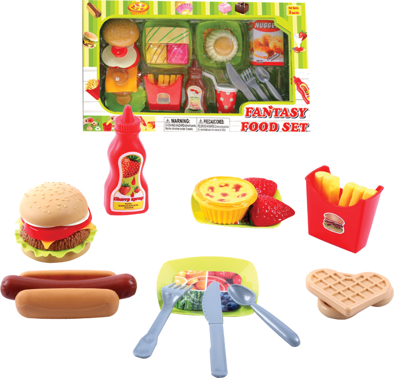 Fantasy Food Play Set (2 Asstd.) [2322483]