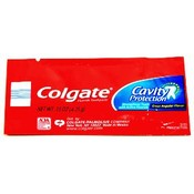 Colgate Cavity Protection Toothpaste Packet