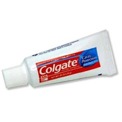 Colgate Cavity Protection Toothpaste Unboxed