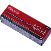 Colgate Optic White toothpaste - Sparkling mint