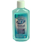 Act Total Care Mouthwash - Icy Clean Mint - 3 oz