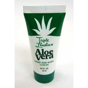 Triple Lanolin Aloe Vera Hand and Body Lotion