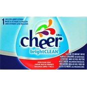 Cheer Ultra Laundry Detergent