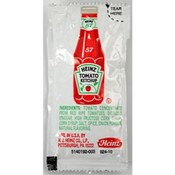 Heinz Ketchup (packet) - 9 gm 200 case