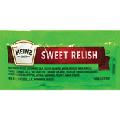 Heinz Sweet Relish - 200 case