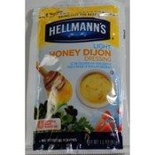 Hellmanns Light Honey Dijon 1.5 oz