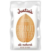 Justins Natural Classic Peanut Butter 1.15oz
