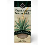 Stash Organic Agave Nectar Sticks - box of 20