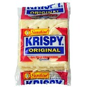 Sunshine Krispy Saltine Crackers Original 2 Count