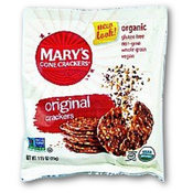 Mary's Gone Crackers Organic Crackers - Original Wholesale Bulk