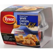 Tyson White Chicken Salad Kit