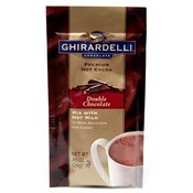 Ghirardelli Premium Hot Cocoa - Double Chocolate