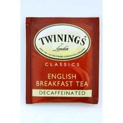 Twinings of London English Breakfast Decaf Tea Wholesale Bulk