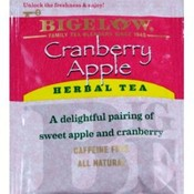 Bigelow Cranberry Apple Herbal