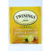 Twinings of London Herbal Revive Lemon & Ginger He