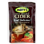 Motts Hot Spiced Cider Original