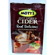 Motts Hot Spiced Cider Red Delicious