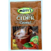 Motts Hot Spiced Cider Caramel