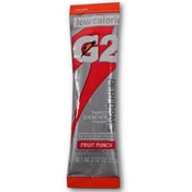 Gatorade Perform 02 Powder Packet G2 - Fruit Punch